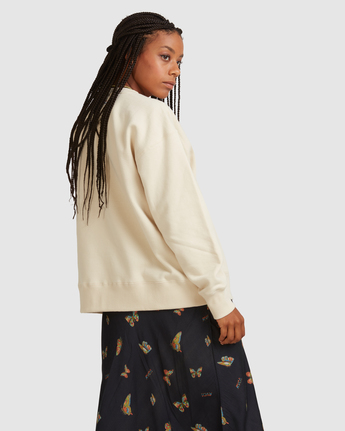 Melissa Grisancich Flutter - Sweatshirt for Women  Z3CRRKRVF1