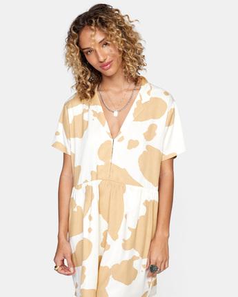 Southbound - Midi Dress for Women  Z3DRRNRVF1