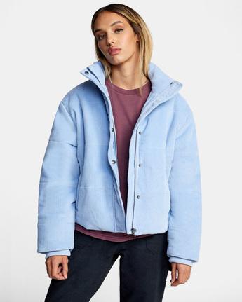 Eezeh - Corduroy Puffer Jacket for Women  Z3JKRFRVF1