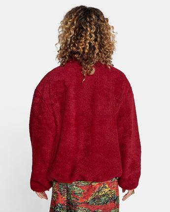 Savage - Sherpa Jacket for Women  Z3JKRGRVF1