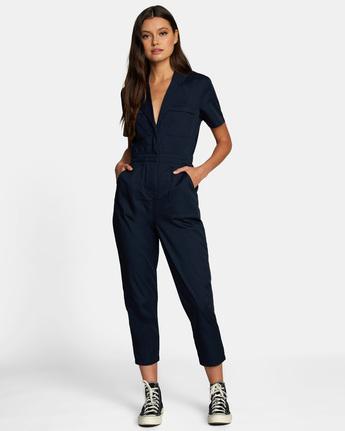 Recession - Short Sleeve Jumpsuit for Women  Z3ONRBRVF1