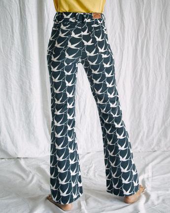 Camille Rowe Livin' - Corduroy Trousers for Women  Z3PTRJRVF1