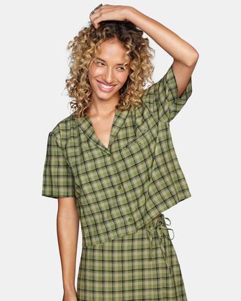 Jackson - Short Sleeve Shirt for Women  Z3SHRDRVF1