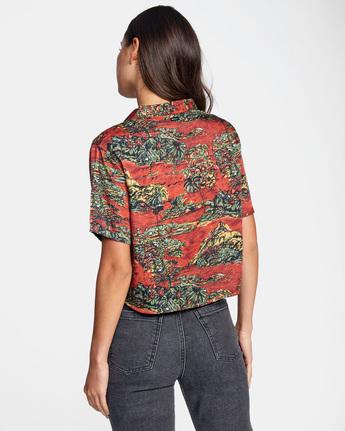 Vacay - Short Sleeve Shirt for Women  Z3SHRGRVF1