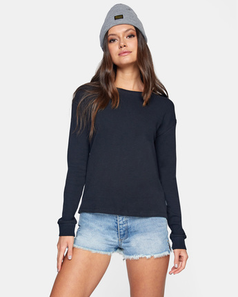 Recession - Thermal Top for Women  Z3TPRCRVF1