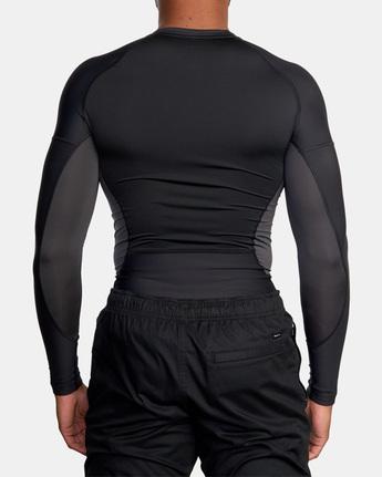 Compression - Long Sleeve Sports Top for Men  Z4KTMERVF1