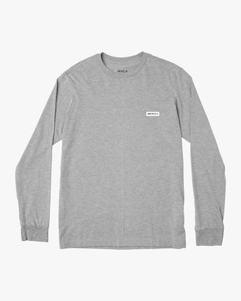 Icon - Long Sleeve T-Shirt for Men  Z4LSMARVF1