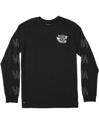 Matt Leines Banner - Long Sleeve T-Shirt for Men  Z4LSMKRVF1