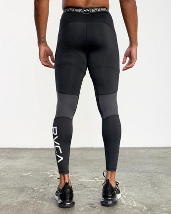 Compression - Sports Leggings for Men  Z4PTMARVF1