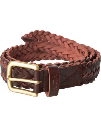Twine - Leather Belt for Men  Z5BLRARVF1