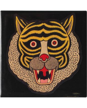 Matt Leines Tiger - Fridge Magnet for Men  Z5ESRBRVF1