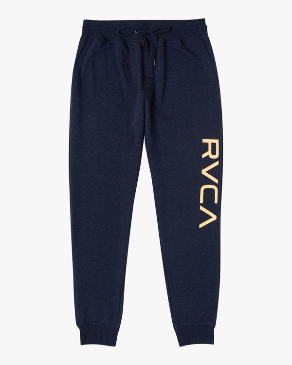 0 Boy's Big RVCA Sweatpants Blue AVBFB00100 RVCA