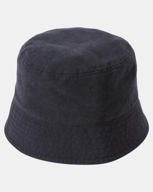 0 DROP IN THE BUCKET HAT Black AVJHA00108 RVCA