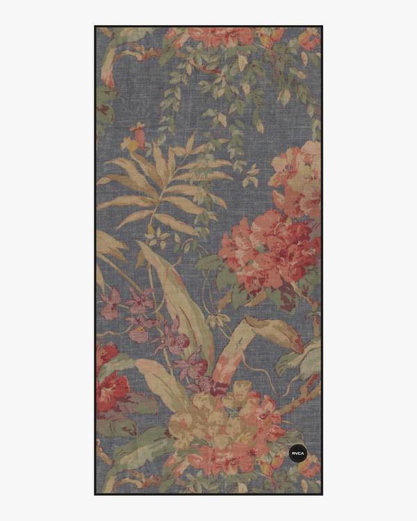 0 Painted Valley Beach Towel White AVYAA00139 RVCA
