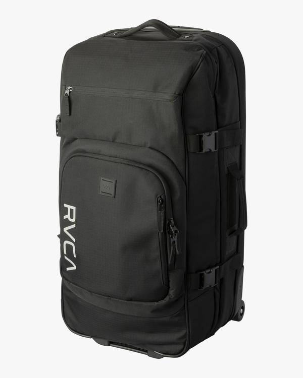 0 Global Large 82L Roller Bag Orange AVYBL00101 RVCA