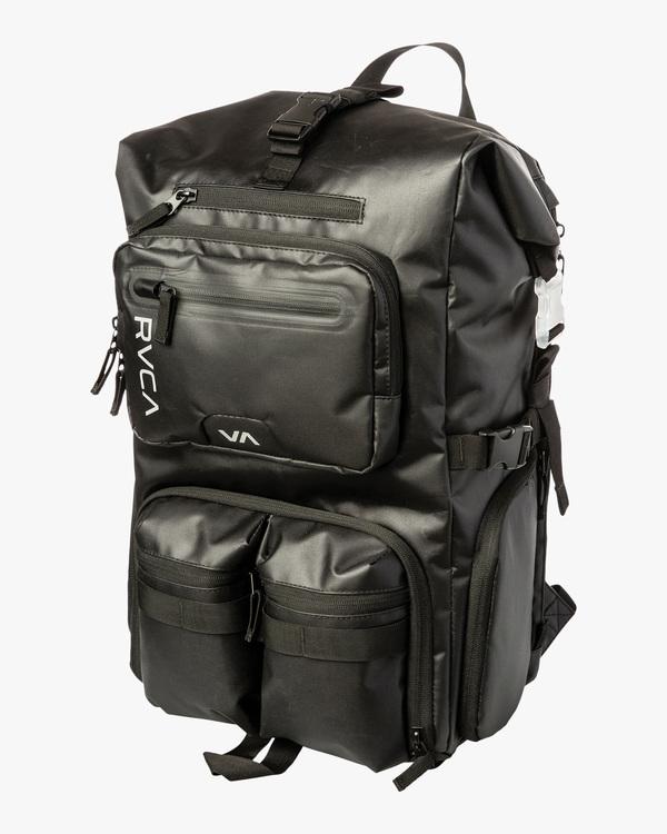 0 Zak Noyle Backpack Black AVYBP00104 RVCA