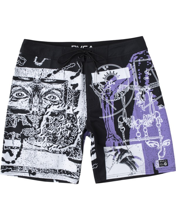 "0 CONNORS 18"" TRUNK  AVYBS00119 RVCA"
