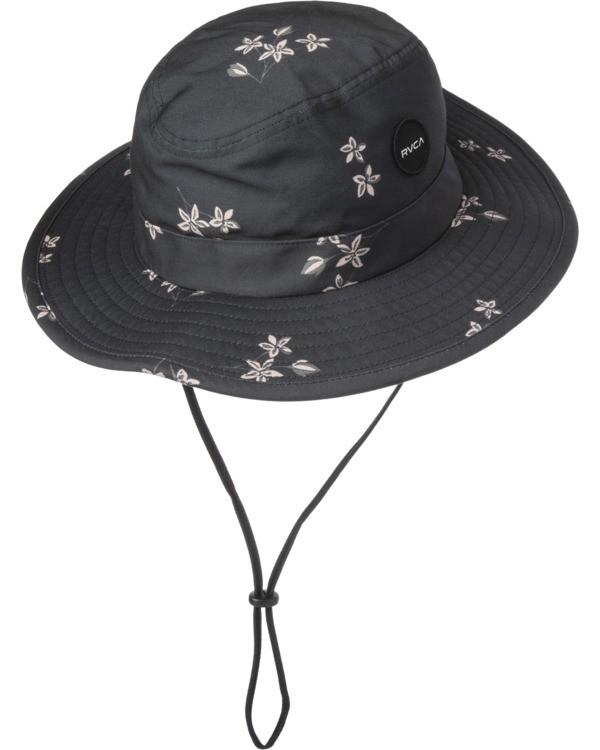 0 RVCA Boonie Hat Black AVYHA00186 RVCA