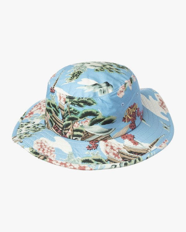 0 Location Bucket Hat Blue AVYHA00191 RVCA
