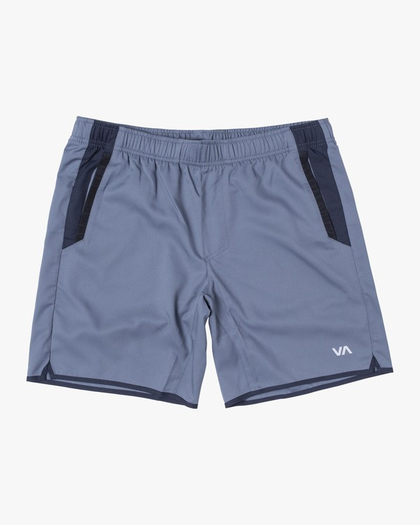 "0 YOGGER IV 17"" SHORT Red AVYWS00121 RVCA"