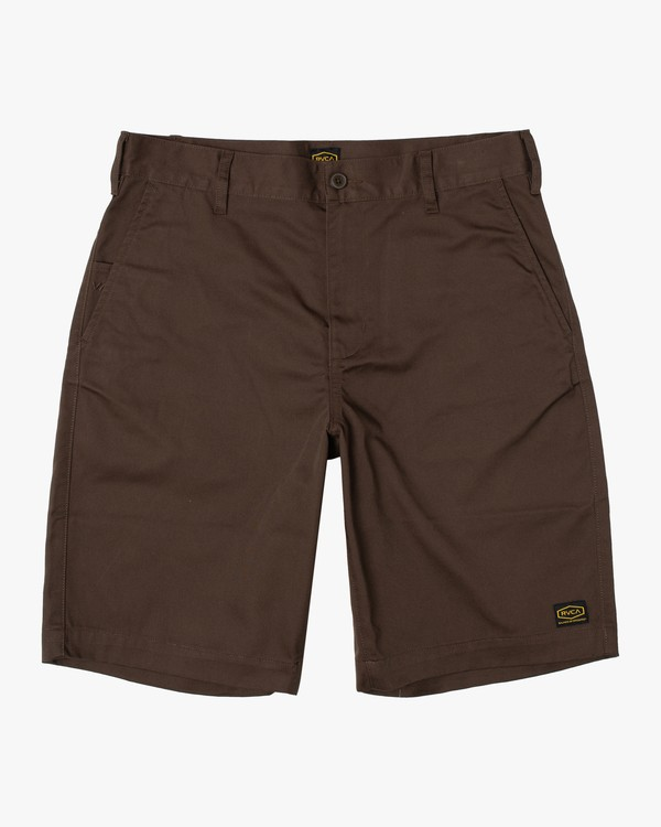 "0 AMERICANA SHORT 22"" Brown AVYWS00124 RVCA"