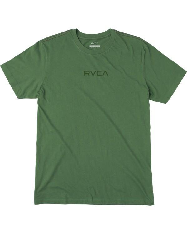 0 SMALL RVCA SHORT SLEEVE TEE Multicolor AVYZT00214 RVCA