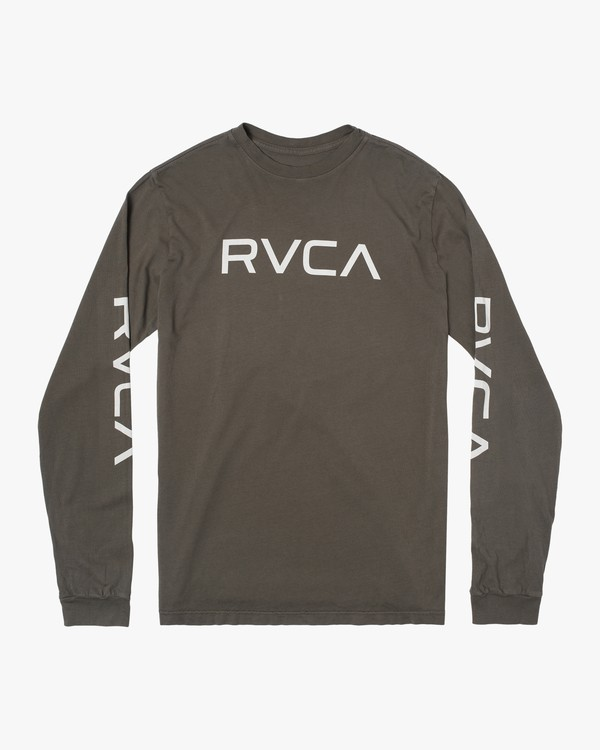 0 BIG VA TEE Green AVYZT00319 RVCA