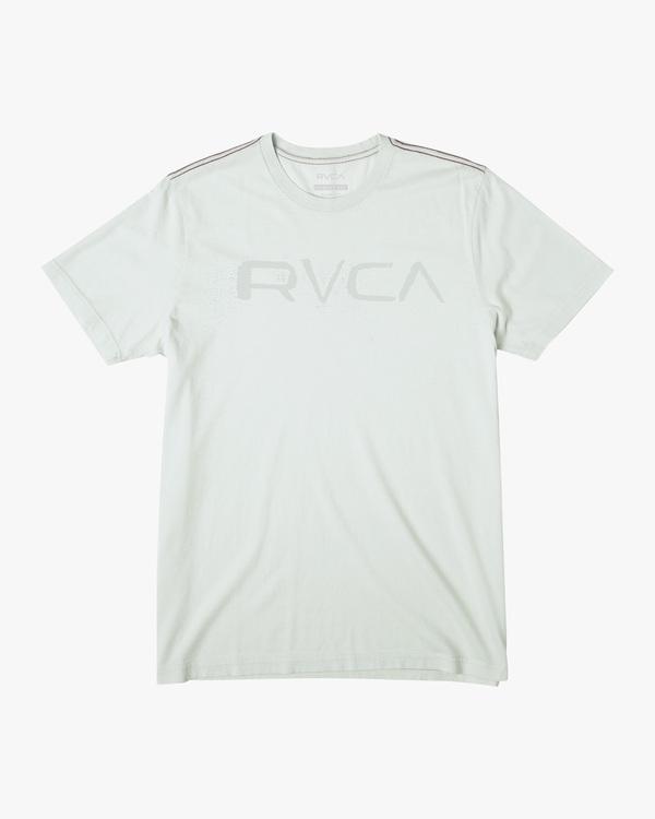 0 Bleecher Short Sleeve Tee Green AVYZT00491 RVCA