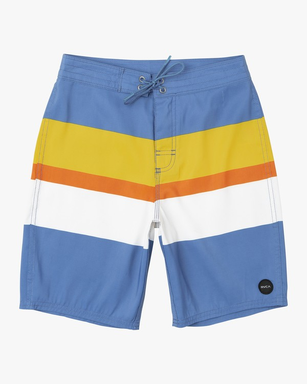 0 Boys WESTPORT BOARDSHORTS Blue B1121RWT RVCA