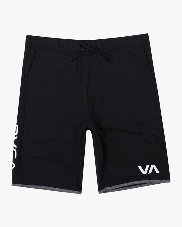 0 Boys VA SPORT SHORT III Black B2062RSS RVCA