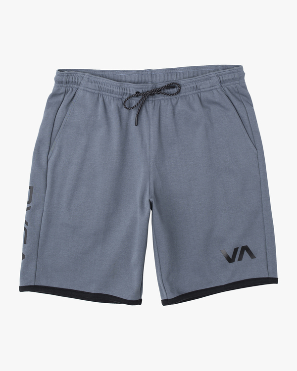 "0 VA Sport | Boy's VA Sport Athletic Shorts 20"" Red B2063RSS RVCA"