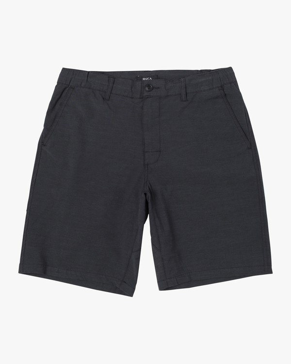 0 Boy's All Time Coastal Hybrid Short  Black B206QRCO RVCA