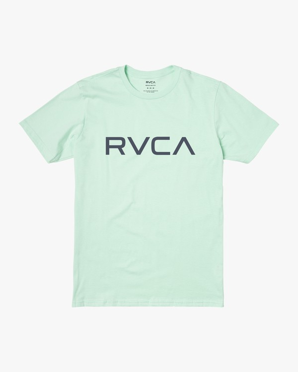 0 BOYS BIG RVCA SHORT SLEEVE TEE Multicolor B4013RBI RVCA