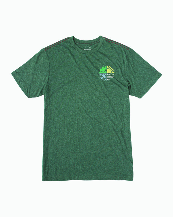0 Boys BAROMETER SHORT SLEEVE T-SHIRT Multicolor B4093REL RVCA