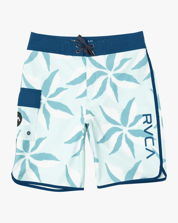 0 BOY'S EASTERN TRUNK Blue B5104EAS RVCA
