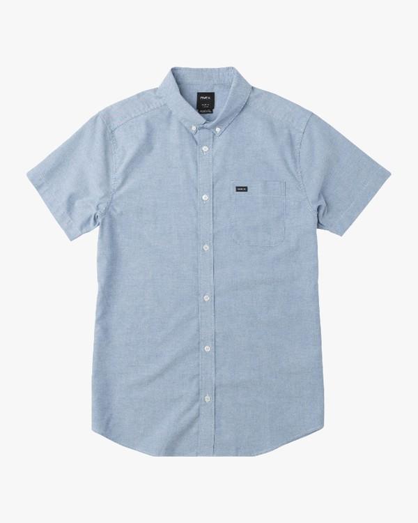 0 Boy's That'll Do Stretch Short Sleeve Shirt  B510QRTS RVCA