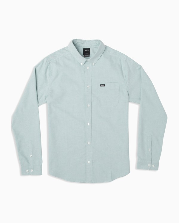 0 THATLL DO STRETCH LS Blue B526TRTL RVCA