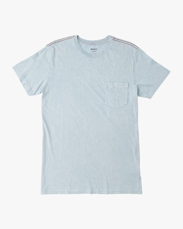 0 Boy's PTC 2 Pigment T-Shirt  B901NRPP RVCA