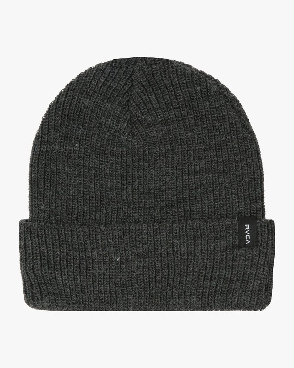 0 Boy's Dayshift Knit Beanie Brown BABNSRDS RVCA