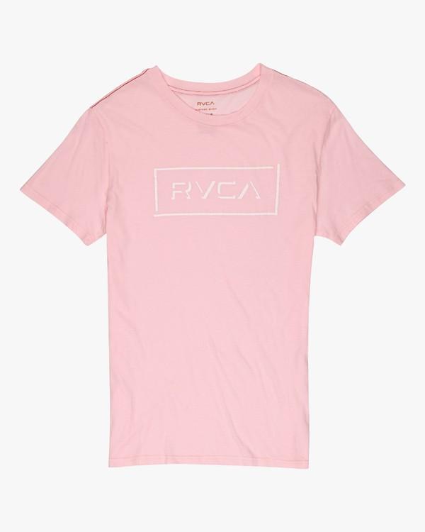 0 BIG RVCA SS  F1SSRARVF7 RVCA