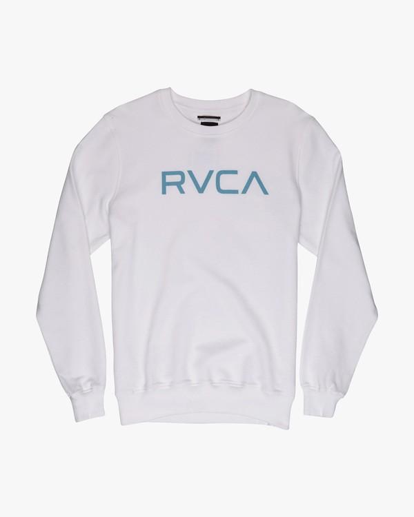 0 BIG RVCA CREW  H1CRRDRVP8 RVCA