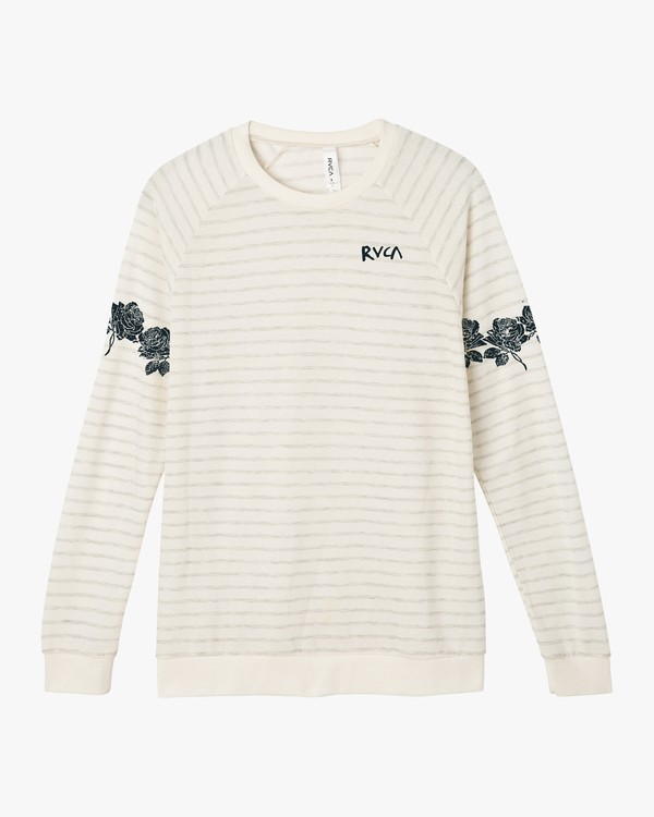 0 OBLOW ROSES White H3FLJBRVP8 RVCA