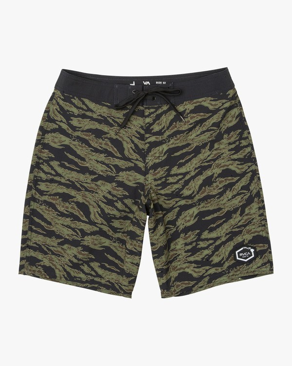 "0 JUNGLE CAMO 19"" TRUNK Camo M1261RJC RVCA"