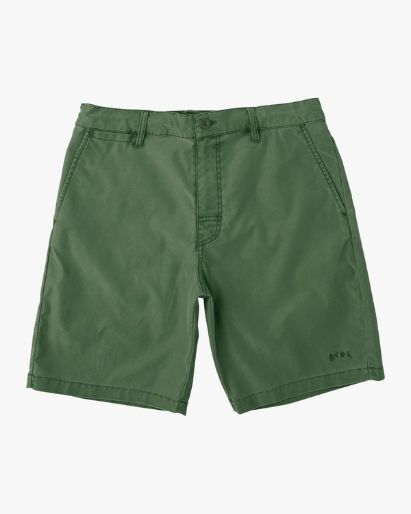 0 Canvas All Time Hybrid Short  M202QRCA RVCA