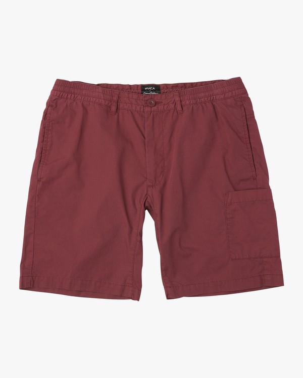 0 Curren Wander Short Brown M207NRCU RVCA