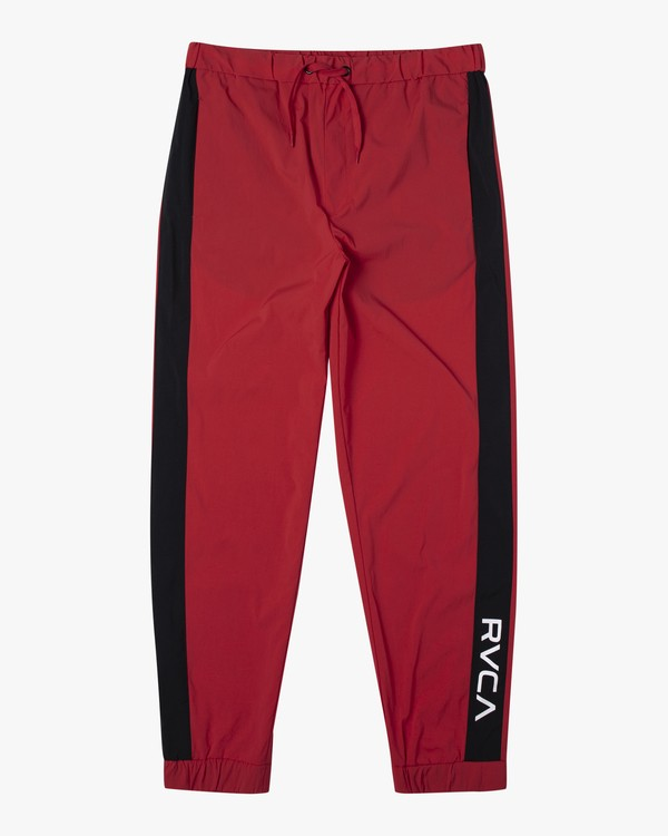 0 RVCA INDEX PANT Red M303VRIP RVCA