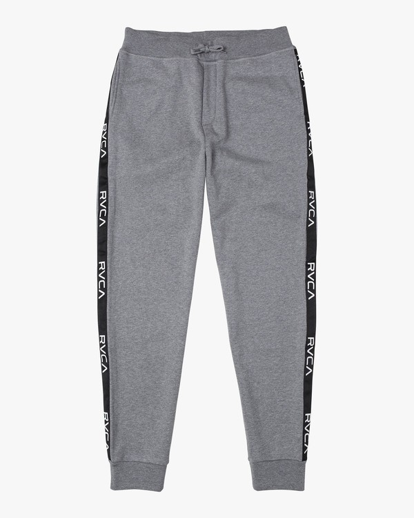 0 LINE RVCA SWEAT PANT Grey M398VRLR RVCA