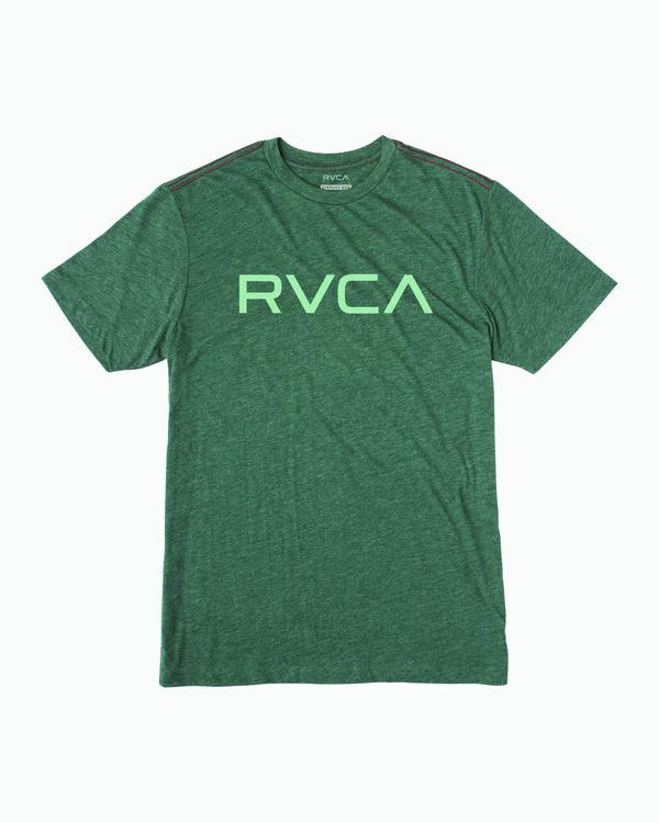 0 BIG RVCA SHORT SLEEVE TEE Multicolor M420VRBI RVCA