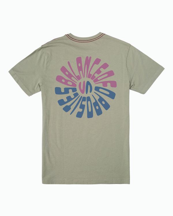 0 Impulse T-Shirt Multicolor M438WRIM RVCA