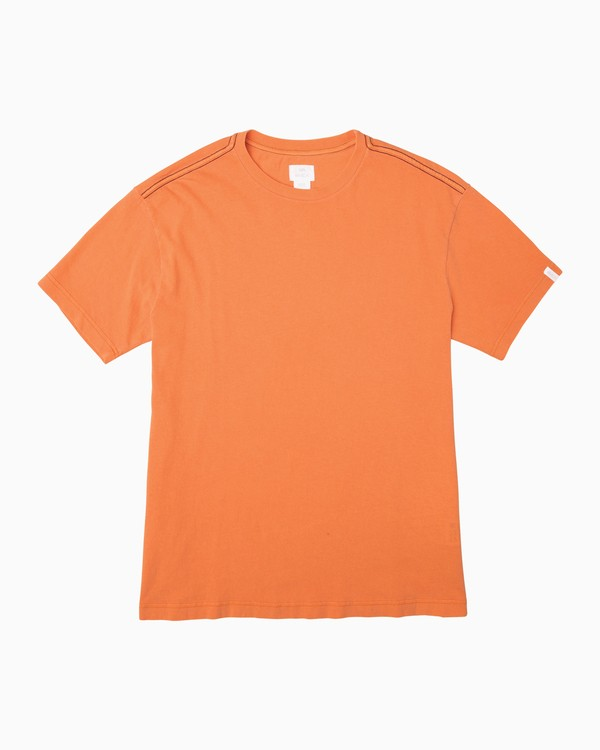 0 Korbin Neutral T-Shirt Orange M916QRRO RVCA